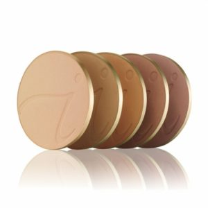 jane iredale mineral foundations